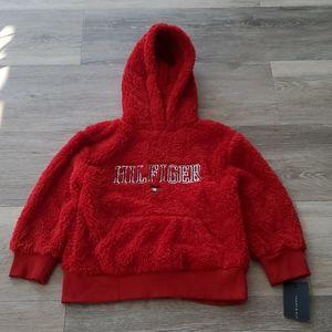 NWT Tommy Hilfiger Scarlet Sage Sweater